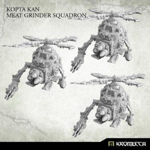 Kromlech   Orc Model Kits Kopta Kan Squadron (3) - KRM165 - 5908291070878
