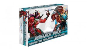 Corvus Belli Infinity  Combined Army Advance Pack - Convention Exclusive Early Release - 280027-0785 - 2800270007857