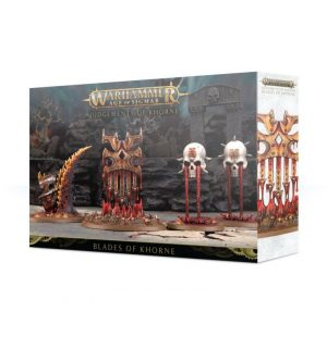 Games Workshop (Direct) Age of Sigmar  Blades of Khorne Judgements of Khorne - 99120201082 - 5011921118960
