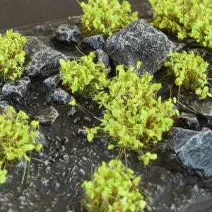 Gamers Grass   Lichen & Foliage Green Shrub - GGS-GR - 738956788078