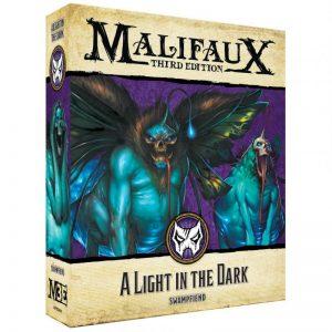 Wyrd Malifaux  Neverborn A Light in the Dark - WYR23420 - 812152031609