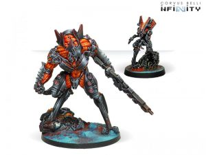 Corvus Belli Infinity  Combined Army Avatar & Staldron (TAG) - 280686-0681 - 2806860006811