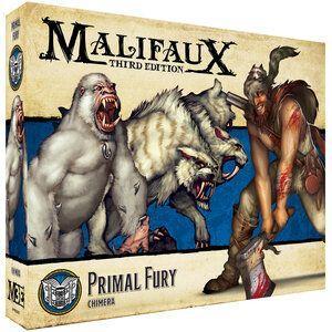 Wyrd Malifaux  Arcanists Primal Fury - WYR23307 -