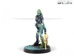 Corvus Belli Infinity  Combined Army Speculo Killer (Monofilament CCW, Combi Rifle) - 280609-0089 - 2806090000894