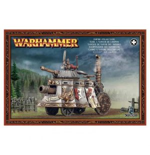 Games Workshop (Direct) Age of Sigmar  Age of Sigmar Direct Orders Freeguild Steam Tank - 99120202027 - 5011921015801