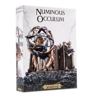 Games Workshop (Direct) Age of Sigmar  Age of Sigmar Terrain Numinous Occulum - 99120299029 - 5011921060443