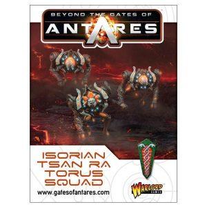 Warlord Games Beyond the Gates of Antares  SALE! Tsan Ra Torus Squad - 502216002 - 5060393707325