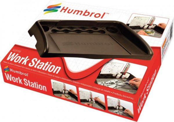 Humbrol   Humbrol Glue & Tools Work Station - AG9156 - 5010279391568