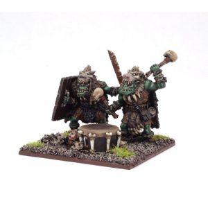 Mantic Kings of War  Orcs Orc War Drum - MGKWO101 - 5060208868470
