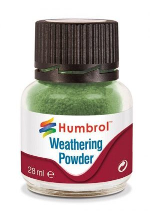 Humbrol   Weathering Powders Weathering Powder Chrome Oxide Green 28ml - AV0005 - 5010279700063
