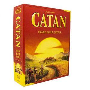 Catan Studios Settlers of Catan  The Settlers of Catan The Settlers of Catan - MFG3071 - 029877030712