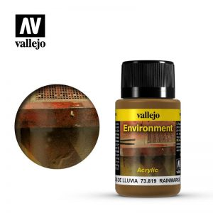 Vallejo   Weathering Effects Weathering Effects 40ml - Rainmarks - VAL73819 - 8429551738194