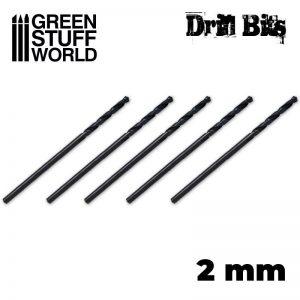 Green Stuff World   Green Stuff World Tools Drill bit in 2 mm - 8436554365470ES - 8436554365470