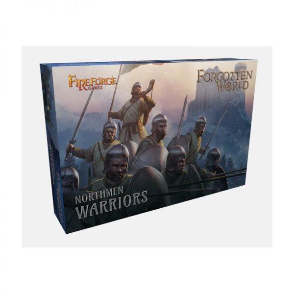 Fireforge Games   Forgotten World Northmen Warriors - FFW100 - 2620000001005
