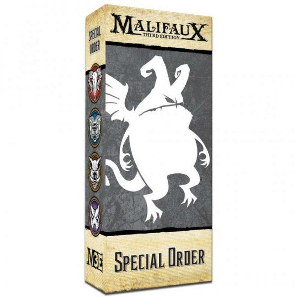 Wyrd Malifaux  Bayou Georgy & Olaf Special Order - WYR23602-SO - INT-38093