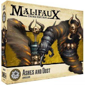 Wyrd Malifaux  Outcasts Ashes and Dust - WYR23510 - 812152031326