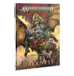 Games Workshop Age of Sigmar  Slaves to Darkness Battletome: Slaves to Darkness - 60030201022 - 9781788268660