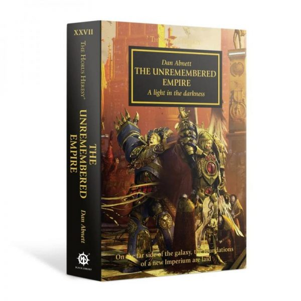 Games Workshop (Direct)   The Horus Heresy Books The Unremembered Empire: Book 27 (Hardback) - 60040181039 - 9781849705714