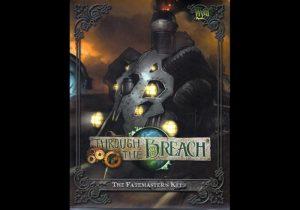 Wyrd Through the Breach  Through the Breach Fate Masters Kit - WYR30403 - 813856015339