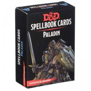 Gale Force Nine Dungeons & Dragons  D&D Decks D&D: Paladin Deck - C56640000 - 9780786966493