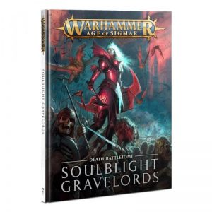 Games Workshop Age of Sigmar  Soulblight Gravelords Battletome: Soulblight Gravelords - 60030207014 - 9781839063084