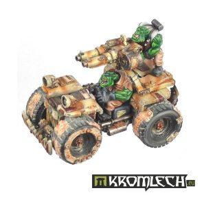 Kromlech   Orc Model Kits Orc Desert Raider - KRVB009 - 5902216111172