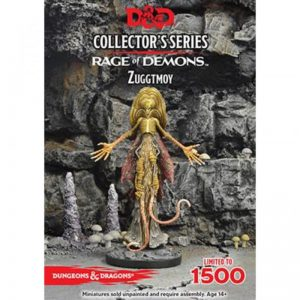 Gale Force Nine Dungeons & Dragons  D&D Miniatures D&D: Demon Lord Zuggtmoy - GFN71046 - 9420020229426