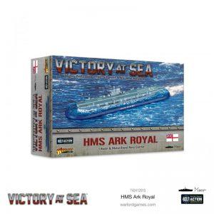Warlord Games Victory at Sea  Victory at Sea Victory at Sea: HMS Ark Royal - 742412010 - 5060572506947