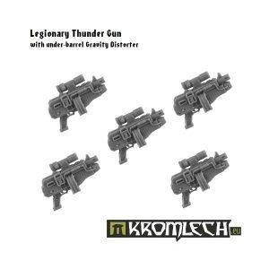 Kromlech   Legionary Conversion Parts Legionary Thunder Gun with Gravity Distorter (5) - KRCB125 - 5902216112728