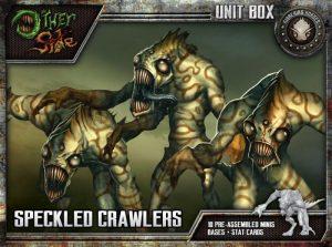 Wyrd The Other Side  Gibbering Hordes Speckled Crawlers - WYR40204 - 812152030329