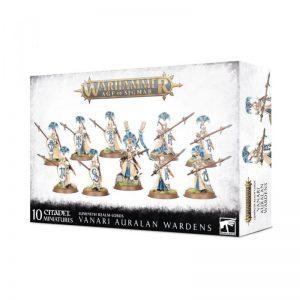 Games Workshop Age of Sigmar  Lumineth Realm-lords Lumineth Realm-lords Vanari Auralan Wardens - 99120210042 - 5011921137077