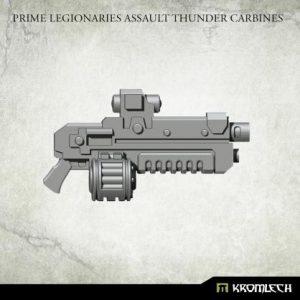 Kromlech   Legionary Conversion Parts Prime Legionaries Assault Thunder Carbines - KRCB252 - 5908291070380