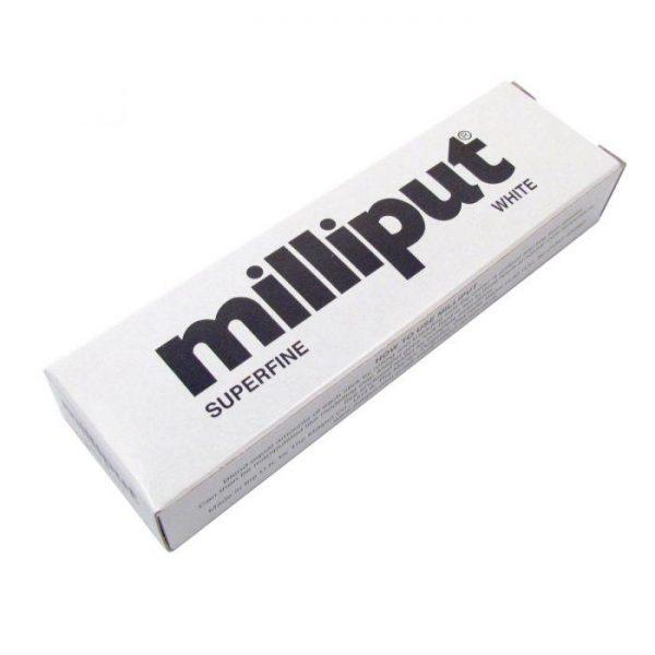 Gamescraft   Modelling Putty & Green Stuff Milliput Superfine White (1) - MILSW - 5035167000506