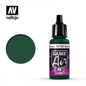 Vallejo   Game Air Game Air: Dark Green - VAL72728 - 8429551727280