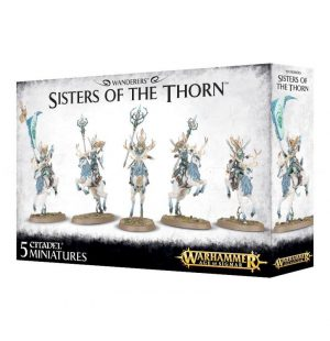 Games Workshop (Direct) Age of Sigmar  Cities of Sigmar Sisters of the Thorn / Wild Riders - 99120219002 - 5011921083343