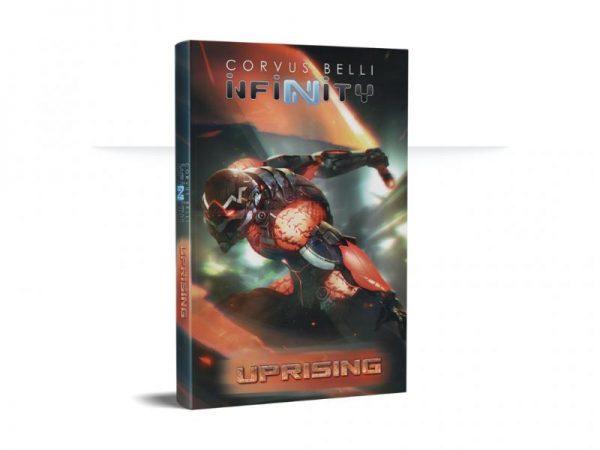 Corvus Belli Infinity  Infinity Essentials Infinity Uprising (ES) - 289101 - 2891010000009