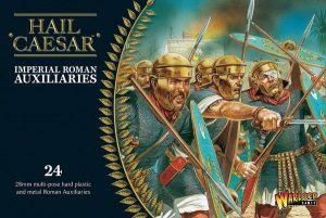 Warlord Games Hail Caesar  Imperial Romans Imperial Roman Auxiliaries - WGH-IR-05 - 5060200842461