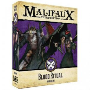 Wyrd Malifaux  Neverborn Blood Ritual - WYR23417 - 812152031869