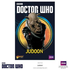 Warlord Games Doctor Who  Doctor Who Doctor Who: Judoon - 602210122 - 5060393705086