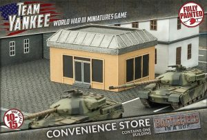 Gale Force Nine   Battlefield in a Box Team Yankee: Convenience Store - BB210 - 9420020231658