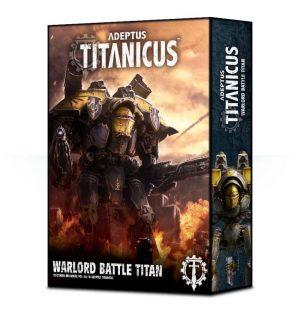 Games Workshop (Direct) Adeptus Titanicus  Adeptus Titanicus Adeptus Titanicus: Warlord Battle Titan - 99120399002 - 5011921103607