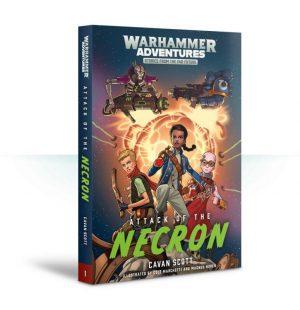 Games Workshop   Warhammer 40000 Books Warped Galaxies - Attack of the Necron - 60100181684 - 9781784967802