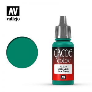 Vallejo   Game Colour Game Color: Jade Green - VAL72026 - 8429551720267