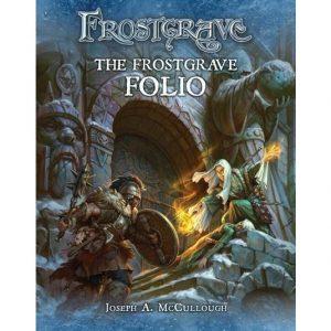 North Star Frostgrave  Frostgrave The Frostgrave Folio - BP1562 - 9781472818508