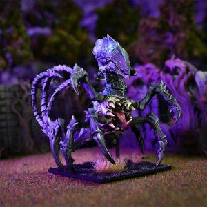 Mantic Kings of War  Nightstalkers Nightstalker Dreadfiend - MGKWNS202 - 5060469665702