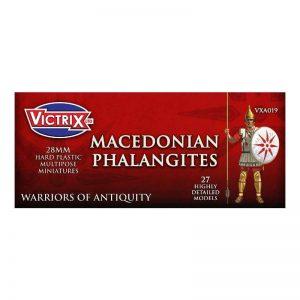 Victrix   Victrix Macedonian Phalangites - VXA019 -