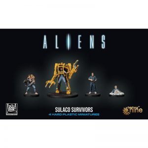 Gale Force Nine Aliens: Another Glorious Day In The Corps  Aliens: Another Glorious Day In The Corps Aliens: Sulaco Survivors - ALIENS06 - 9420020252424