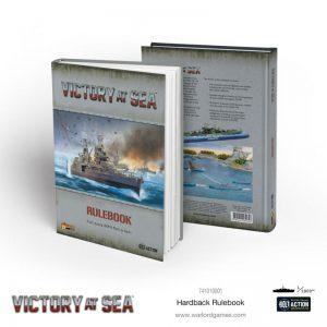 Warlord Games Victory at Sea  Victory at Sea Victory at Sea: Hardback Rulebook - 741010001 - 9781911281658