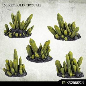 Kromlech   Basing Extras Nekropolis Crystals - KRBK066 -
