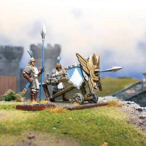 Mantic Kings of War  Forces of Basilea Basilean Heavy Arbalest - MGKWB101 - 5060469664552
